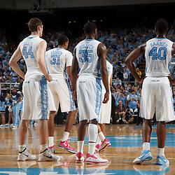 2012-01-29 GA Tech at North Carolina basketball