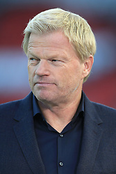 23rd August 2017 - UEFA Champions League - Play-Off (2nd Leg) - Liverpool v 1899 Hoffenheim - Former Germany goalkeeper Oliver Kahn - Photo: Simon Stacpoole / Offside.