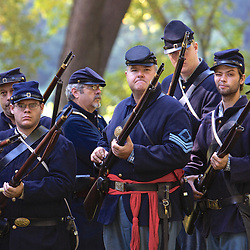 Union Encampment at Harpers Ferry