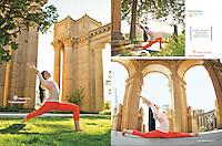 Elinore Cohen at Yoga Journal US Magazine, Feb 2013