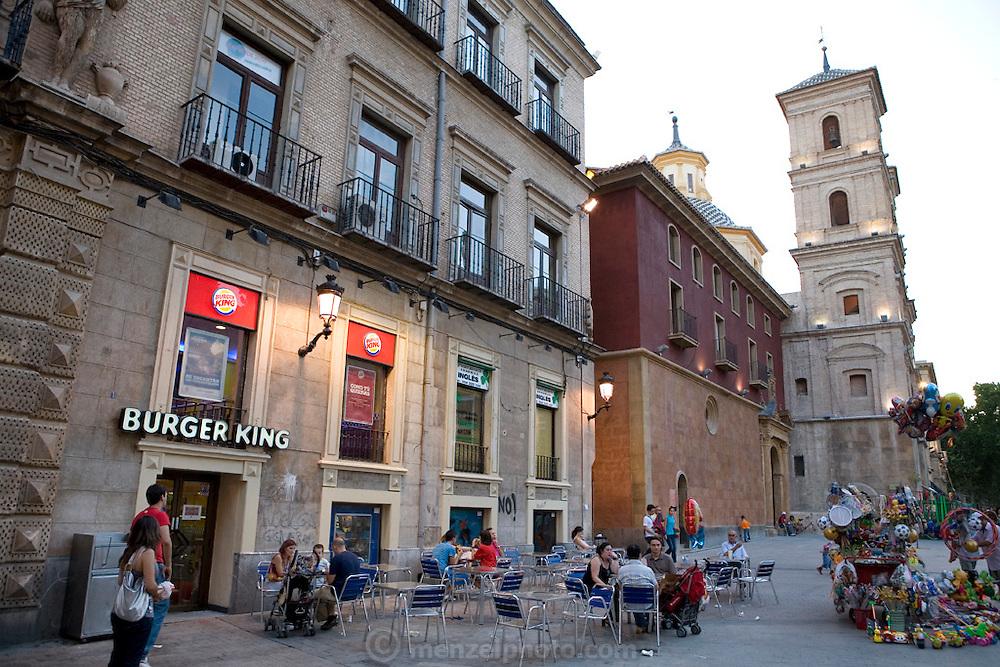 Murcia, Spain.