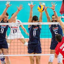 20151018: BUL, Volleyball - CEV Volleyball European Championship, 3rd place match, Bulgaria vs Italy