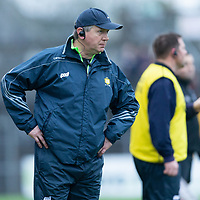 Clare's Co-Manager Donal Moloney on the sideline