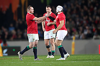 Rugby Union - 2017 British & Irish Lions Tour of New Zealand - The Blues vs. British & Irish Lions<br /> <br /> Ken Owens is replaced by Rory Best  at Eden Park, Auckland.<br /> <br /> COLORSPORT/LYNNE CAMERON
