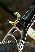 Bicycle `buyer magazine hybrids, mtbs shoot. London, Sept 2011 Cannondale Flash 29er