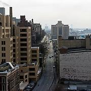 Buildings of donwtown Manhattan