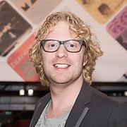 NLD/Hilversum/20131130 - Start Radio 2000, Kasper Kooij