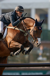 Asselin Ben, CAN, Cool Feeling<br /> Spruce Meadows Masters - Calgary 2017<br /> © Hippo Foto - Dirk Caremans<br /> 06/09/2017,