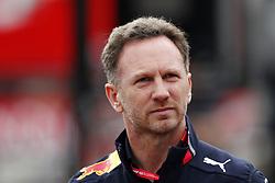 May 23, 2019 - Monte Carlo, Monaco - Motorsports: FIA Formula One World Championship 2019, Grand Prix of Monaco, ..Christian Horner (GBR, Aston Martin Red Bull Racing) (Credit Image: © Hoch Zwei via ZUMA Wire)