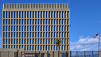 Havana Walkabout - US Embassy. Image taken with a Leica T camera and 23 mm f/2 lens.