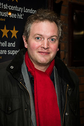 Miles Jupp attends the Beginning press night at the Ambassadors Theatre, London. Picture date: Tuesday 23rd January 2018.  Photo credit should read:  David Jensen/ EMPICS Entertainment