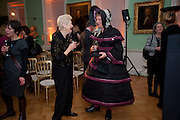 DAME GILLIAN WAGNER; GRAYSON PERRY, Founding Fellows 2010 Award Ceremony. Foundling Museum on Monday  8 March