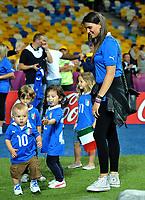 "Carolina CASSANO (Italia)<br /> Kiev 24/06/2012  ""Stadio Olimpico""<br /> Football calcio Europeo 2012 Inghilterra Vs Italia<br /> Football Calcio Euro 2012<br /> Foto Insidefoto Alessandro Sabattini"
