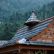 Bhimakali Temple, originally known as Bhimadevi Temple, in Sarahan, Himachal Pradesh.