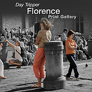 DAY TRIPPER - FLORENCE - Street People Photo Art Series by Photographer Paul E Williams