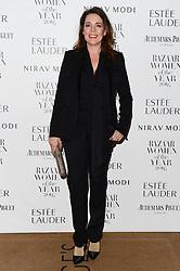 Olivia Colman bei den Harper's Bazaar Women of the Year Awards 2016 in London / 311016<br /> <br /> *** Harper's Bazaar Women of the Year Awards 2016 in London on October 31, 2016 ***