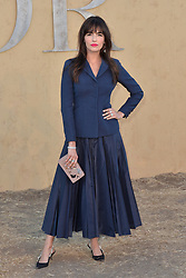 Camilla Belle attends the Christian Dior Cruise 2018 on May 11th, 2017 in Calabasas, California. Photo by ABACAPRESS.COM