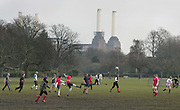 "The Ball has been described as football's equivalent to the Olympic Torch. Every four years, The Ball kicks off from its ""Mount Olympus"", Battersea Park in London, UK with players dressed in vintage clothing, where the very first game of modern rules football took place in 1864. The Ball celebrates this moment as the birth of modern football, because it gave rise to a common set of rules which enable the whole world to play together. The Ball's destination is the Opening Ceremony of the FIFA World Cup. Here in 2010, the destination was South Africa."