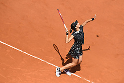 May 28, 2019 - Paris, France, F - Tennis : Roland Garros 2019 - Caroline Garcia - France (Credit Image: © Panoramic via ZUMA Press)
