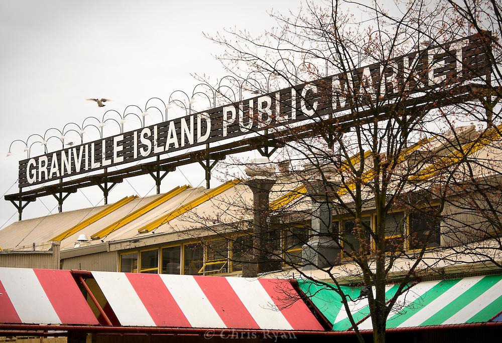 Granville Island Public Market, Vancouver, Canada