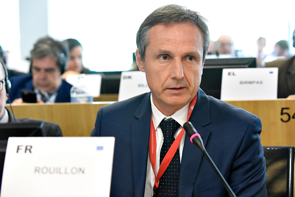 11 May 2017, PES Group meeting<br /> Belgium - Brussels - May 2017 <br /> ROUILLONChristophe<br /> © European Union / Photographer