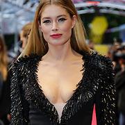 NLD/Utrecht/20121005- Gala van de Nederlandse Film 2012, Doutzen Kroes in Victor & Rolf jurk