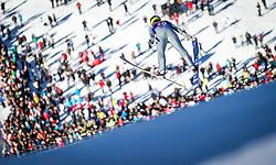 31.12.2013, Olympiaschanze, Garmisch Partenkirchen, GER, FIS Ski Sprung Weltcup, 62. Vierschanzentournee, Training, im Bild Nico Polychronidis (GRE) // Nico Polychronidis (GRE) during practice Jump of 62nd Four Hills Tournament of FIS Ski Jumping World Cup at the Olympiaschanze, Garmisch Partenkirchen, Germany on 2013/12/31. EXPA Pictures © 2013, PhotoCredit: EXPA/ JFK