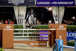 Marquez Galobardes Alberto, ESP, Ucello Massuere<br /> Longines FEI Jumping Nations Cup Final<br /> Challenge Cup - Barcelona 2019<br /> © Dirk Caremans<br />  05/10/2019