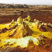 Danakil, North Ethiopia, Africa