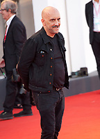 Venice, Italy, 30th August 2019, Director Gaspar Noé at the gala screening of the film J'Accuse (An Officer And A Spy) at the 76th Venice Film Festival, Sala Grande. Credit: Doreen Kennedy/Alamy Live News