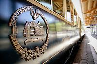 The Golden Pass Classic Train Emblem, Switzerland