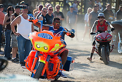 Grand Entry. Sturgis, SD. 2014<br /> <br /> Limited Edition Print from an edition of 15. Photo ©2014 Michael Lichter.