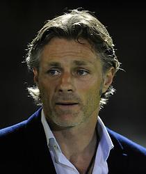 Wycombe Wanderers Manager Gareth Ainsworth - Mandatory byline: Neil Brookman/JMP - 07966 386802 - 06/10/2015 - FOOTBALL - Memorial Stadium - Bristol, England - Bristol Rovers v Wycombe Wanderers - JPT Trophy