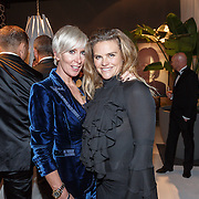 NLD/Amsterdam/20151210 - Vipnight LXRY Masters of Luxery 2015, Monique des Bouvrie en Judith Wiersma