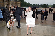 JADE JIN, Dior presentation of the Cruise 2017 collection. Blenheim Palace, Woodstock. 31 May 2016
