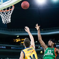 20201013: SLO, Basketball - EuroCup, KK Cedevita Olimpija vs Herbalife Gran Canaria
