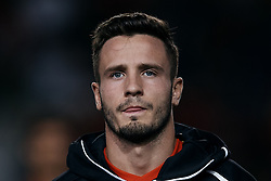 September 11, 2018 - Elche, Alicante, Spain - Saul Niguez of Spain looks on prior to the UEFA Nations League A group four match between Spain and Croatia at Manuel Martinez Valero on September 11, 2018 in Elche, Spain  (Credit Image: © David Aliaga/NurPhoto/ZUMA Press)