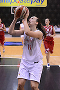 DESCRIZIONE : Roma Basket Campionato Italiano Femminile serie B 2012-2013<br />  College Italia  Gruppo L.P.A. Ariano Irpino<br /> GIOCATORE : Francesca Minali<br /> CATEGORIA : tiro<br /> SQUADRA : College Italia<br /> EVENTO : College Italia 2012-2013<br /> GARA : College Italia  Gruppo L.P.A. Ariano Irpino<br /> DATA : 03/11/2012<br /> CATEGORIA : palleggio<br /> SPORT : Pallacanestro <br /> AUTORE : Agenzia Ciamillo-Castoria/GiulioCiamillo<br /> Galleria : Fip Nazionali 2012<br /> Fotonotizia : Roma Basket Campionato Italiano Femminile serie B 2012-2013<br />  College Italia  Gruppo L.P.A. Ariano Irpino<br /> Predefinita :
