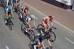 World Champion, Lizzie Armitstead (Boels Dolmans) at Boels Hills Classic 2016. A 131km road race from Sittard to Berg en Terblijt, Netherlands on 27th May 2016.