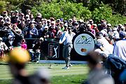 Sam Saunders (Arnold Palmers Grandson) (USA) during the First Round of the The Arnold Palmer Invitational Championship 2017, Bay Hill, Orlando,  Florida, USA. 16/03/2017.<br /> Picture: PLPA/ Mark Davison<br /> <br /> <br /> All photo usage must carry mandatory copyright credit (© PLPA | Mark Davison)