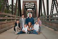 Outdoor Family Portrait, Kristina Cilia Photography, Vacaville family portrait photographer