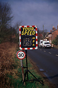 AE2BY4 Speed control mobile electronic sign