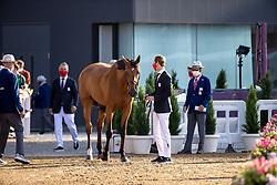 Devos Pieter, BEL, Claire Z, 310<br /> Olympic Games Tokyo 2021<br /> © Hippo Foto - Dirk Caremans<br /> 31/07/2021
