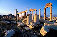 Syrie - Palmyre -