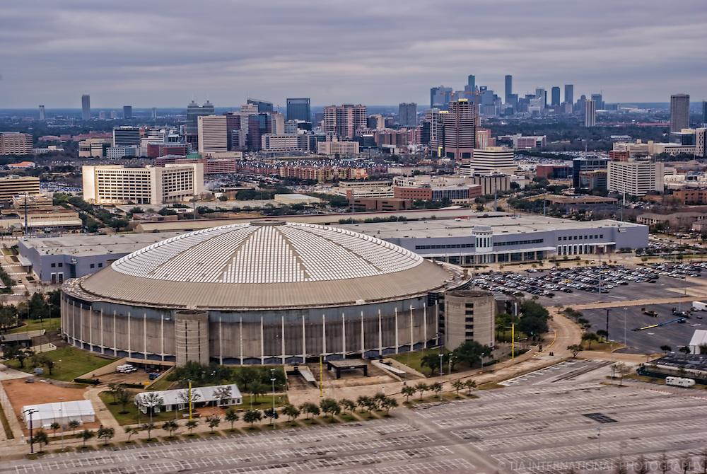 Astrodome, Texas Medical Center & Downtown Houston