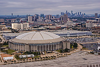 Astrodome, Texas Medical Center & Downtown Houston
