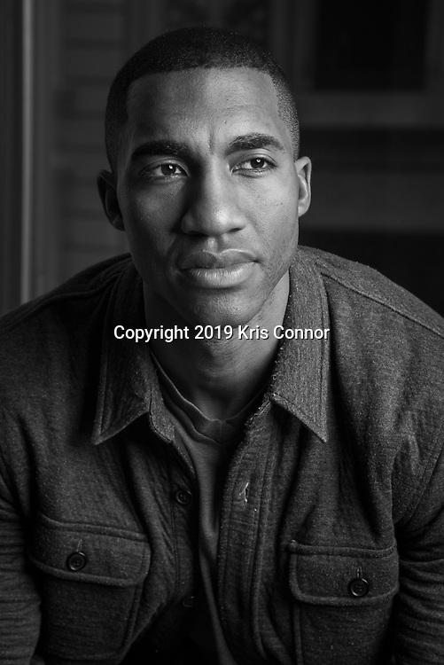 Garrett Turner, January 24, 2019, New York City. Photo by Kris Connor