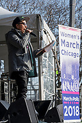 January 20, 2018 Chicago's Women's March