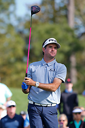 March 14, 2019 - Ponte Vedra Beach, FL, U.S. - PONTE VEDRA BEACH, FL - MARCH 14: Bubba Watson of the United States hits a tee shot on the 16th hole during the first round of THE PLAYERS Championship on March 14, 2019 on the Stadium Course at TPC Sawgrass in Ponte Vedra Beach, Fl. (Photo by David Rosenblum/Icon Sportswire) (Credit Image: © David Rosenblum/Icon SMI via ZUMA Press)