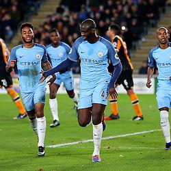 Hull City v Manchester City